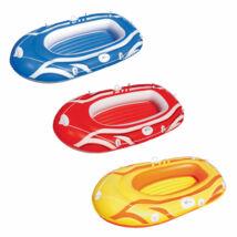 Bestway Hydro-Force felfújható gumicsónak 3 színben 186 x114 cm
