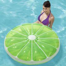 Gyümölcs matrac - Lime 134 cm