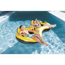 Premium 2 személyes Rapid Rider úszófotel, hűtőtáskával 2,59 x 1,35 m