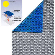 Szolár takaró DLX 3,5 X 7,2 m 300 micron