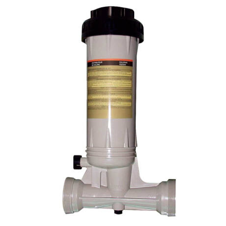 Vegyszeradagoló rendszer PVC csöves vízforgatóhoz