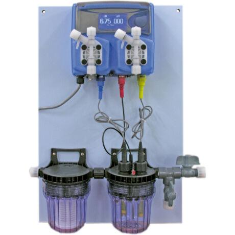 Automata vegyszeradagoló, pH/redox