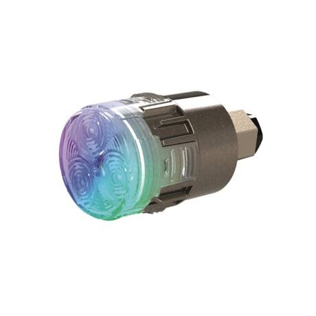 LED reflektor test Mini, színes