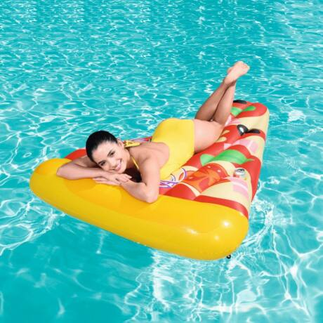 Pizza szelet úszósziget 188 x 130 cm