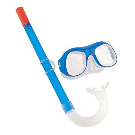 Mini úszómaszk pipával