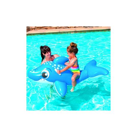 Delfin rider 157 x 89 cm gyerek