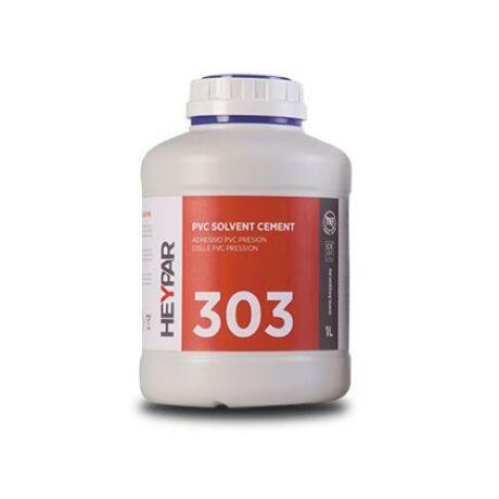 PVC folyékony ragasztó (303) ecsettel, HEYPAR 500ml