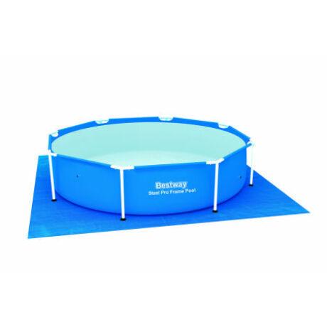 Bestway PVC aljtakaró 244 cm átmérőjű medencéhez