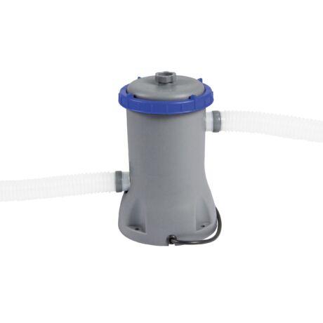Bestway Papírszűrős vízforgató 1,5 m3/h