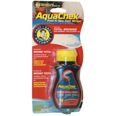 AquaChek brómos vízelemző