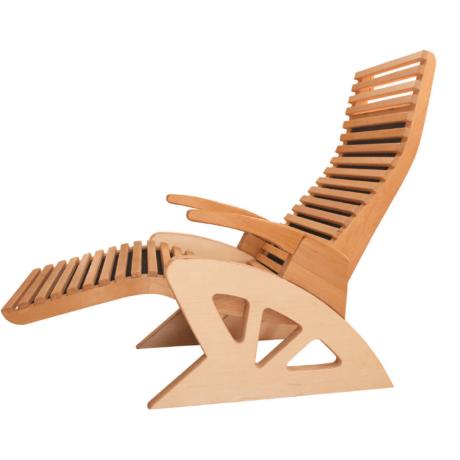 Infrasugárzós szauna fotel Alto Confort Plus